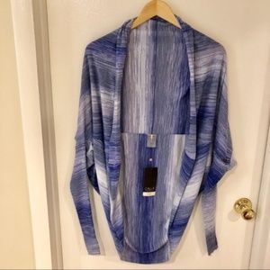 NWT Calia by Carrie Underwood Cocoon Sweater